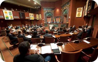 La Asamblea Regional de Murcia, la menos transparente de España